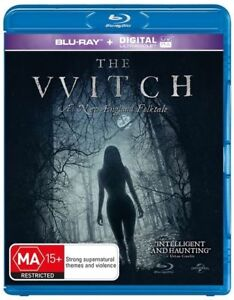 The Witch (Horror Movie) : NEW Blu-Ray