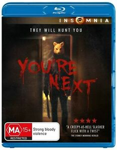 Youre-Next-Blu-ray-2014-Ex-Rental-Free-Postage