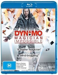 Dynamo - Magician Impossible : Series ..NEW & SEALED