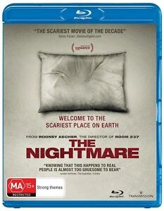 The Nightmare Blu-ray 2015 Brand New & Sealed