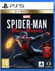 Spider-Man Miles Morales Ultimate Edition (PlayStation 5)