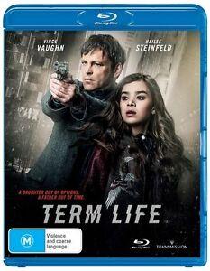 Term Life (Blu-ray, 2016) New & Sealed!
