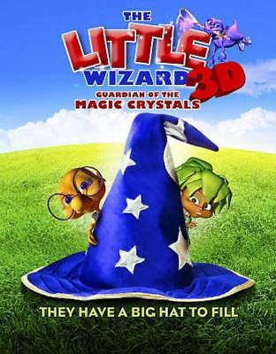 THE LITTLE WIZARD: GUARDIAN OF THE MAGIC CRYSTALS NEW