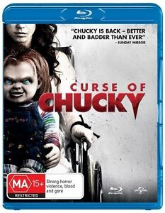 CURSE OF CHUCKY (BLU-RAY) (2013) NEW BLURAY