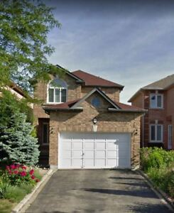 Vaughan detached home for rent
