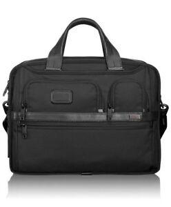 Brand New Tumi Expandable Alpha 2 bag