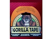 3 Gorilla tape 11m rolls x 48mm