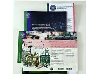 2017 Semi Final Wimbledon Tickets