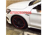 Wheel protection Mercedes Benz AMG Turbo V8 V6 v12 c63 a45 cla45 CLS SLK CLK CLS SL GLC GLA ML CDi