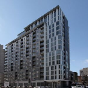 4 1/2 Condo for Rent - 1150 St.Denis Downtown Montreal