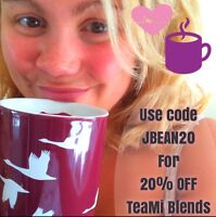 20% off TeaMi Detox Tea with code JBEAN20