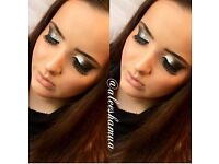 MAC MUA (OFFER £23!!) FULL MAKE UP INCLUDIND LASHES FESTIVAL MAKEUP wedding Asian Prom Manchester