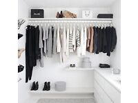 Professional Wardrobe Organiser