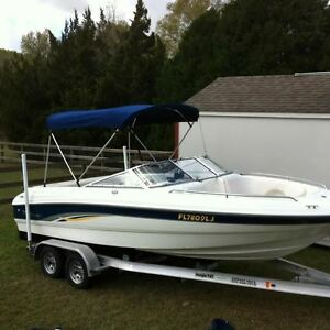 Chaparral 20' Bow Rider, 2014 Trailer, 5.0L Volvo, NEW ENGINE!