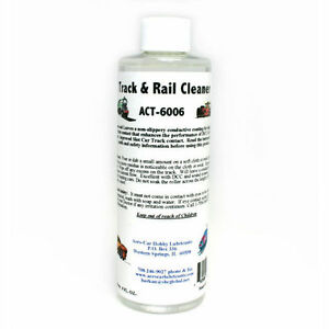 ACT-Track-amp-Rail-Cleaner-Fluid-Aero-Car-8oz-6006