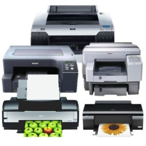 Lot of 11 laser printers for sale