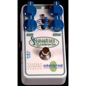 Semaphore, boutique tremolo effect pedal