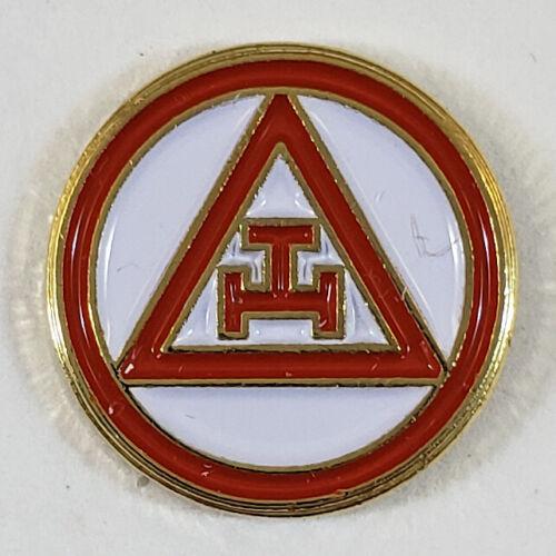 Masonic Royal Arch Lapel Pin Mason Freemason