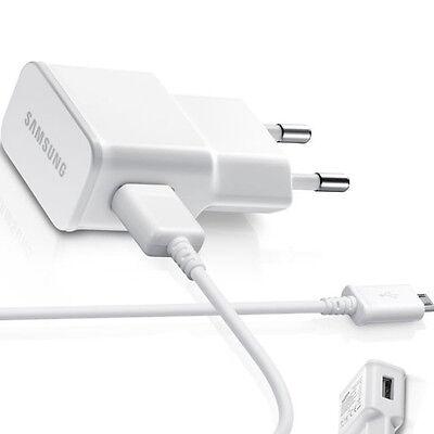 ORIGINAL Samsung Galaxy USB Netzteil S3 S4 S5 S6 S7 Ladegerät Daten Lade Kabel
