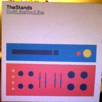 The Stands do it like you like vinyl 7""