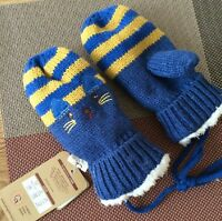 Cute toddler/baby mittens and beanies