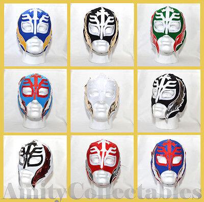 [REY MYSTERIO] CHILDREN'S MEXICAN WRESTLING MASK Costume, WWE, Kids, - Kids Rey Mysterio Costume