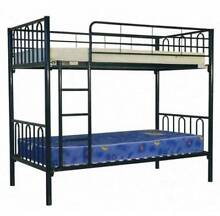 bunk beds bunks black metal steel BUNKS ALL NEW BRAND NEW Old Guildford Fairfield Area Preview