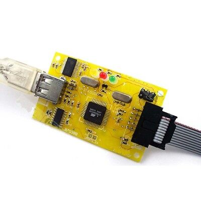 1pcs Usb Stk500 For Atmega8u2 Atmega8 Atmega128 The Avr Best Programmer K9