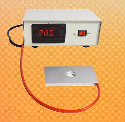 Microscope Stage Slide Warmer Digital Control 150w 42.3 Plate Hot Lab Tool