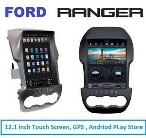 Ford Ranger 12.1inch Android Head Unit Vertical Screen. Plug&Play