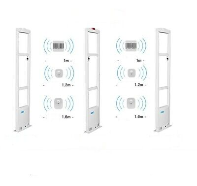Retail Store 8.2mhz Security System Checkpoint With Tag And Release B