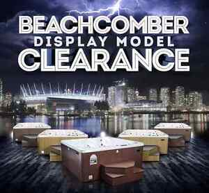Beachcomber Hot tub Floor Model Clearance Event Regina Regina Area image 1