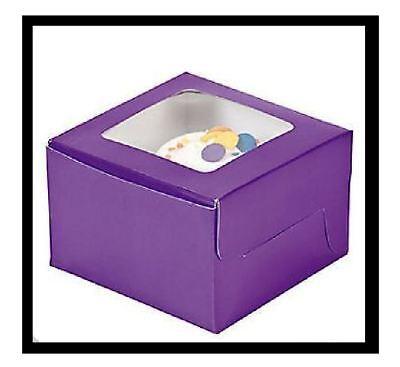 Purple Cupcake Boxes (G7)](Purple Cupcake)
