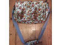 Miss Lulu Owl satchel bag