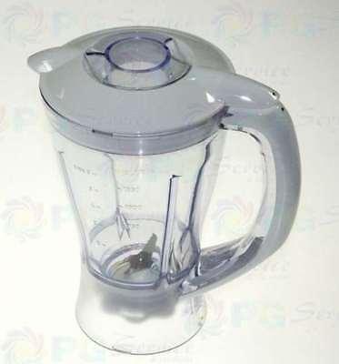 Ariete Jarro bicchiere Hoja Tapa Licuadora Robot De Robomax Metal 1786