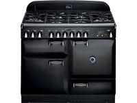 Rangemaster Elan 110 Dual Fuel (Gas Hob & Electric Oven) Range