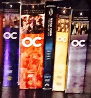 THE OC  TV TELEVISION SHOW ENTIRE SERIES ON DVD