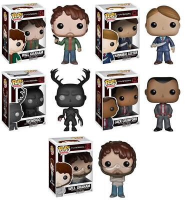 Hannibal Funko Pop Vinyl Figure  New