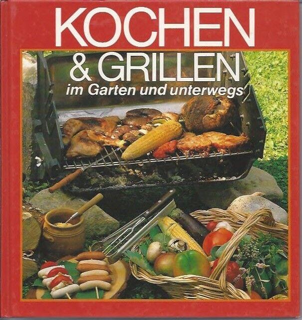 Kochen & grillen im Garten und unterwegs. Blazer Lichtenstein