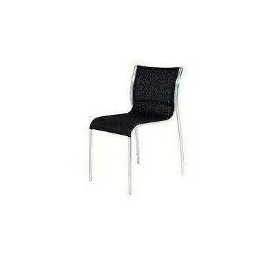 Magis By Stefano Giovannoni Paso Doble Outdoor Chair Black,Stefano GIOVANNONI(2)