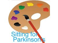 Art course in aid of Parkinson's
