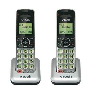 VTech CS6409 DECT 6.0 Accessory Handset Cordless Phone, Silv