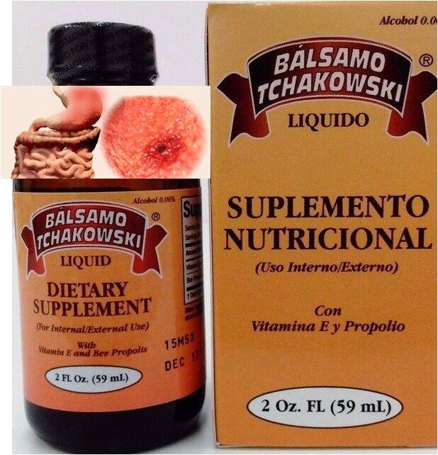 Balsamo Tchakowski 2 bottles(2oz each bottle ) 2