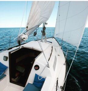 Sailboat C&C 24'