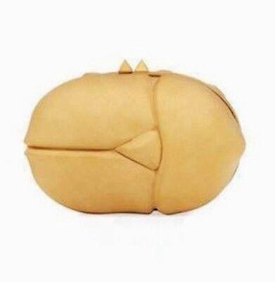 Valentino Garavani Framed Hard-Shell Metal Beetle Bag, Gold Lucky Scarab FORTUNE