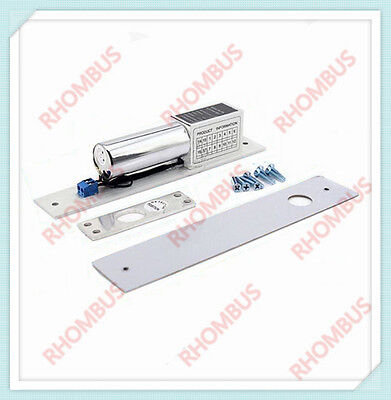 Electric Drop Bolt Door Lock For Access Control Fail-safe Nc 12v