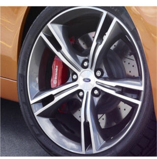 Wanted: Wanted Xr8 FG X Genuine Rims
