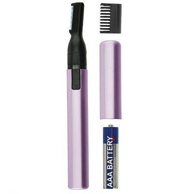 Wahl MICRO HAIRLINER Tondeuse Cheveux mini-trimmer Rasoir Lady Shaver intime