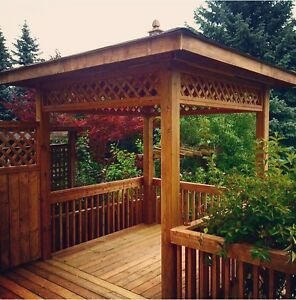 **DECKS ** FENCES ** GAZEBOS Peterborough Peterborough Area image 9