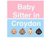 Baby sitter/ Nanny in Croydon